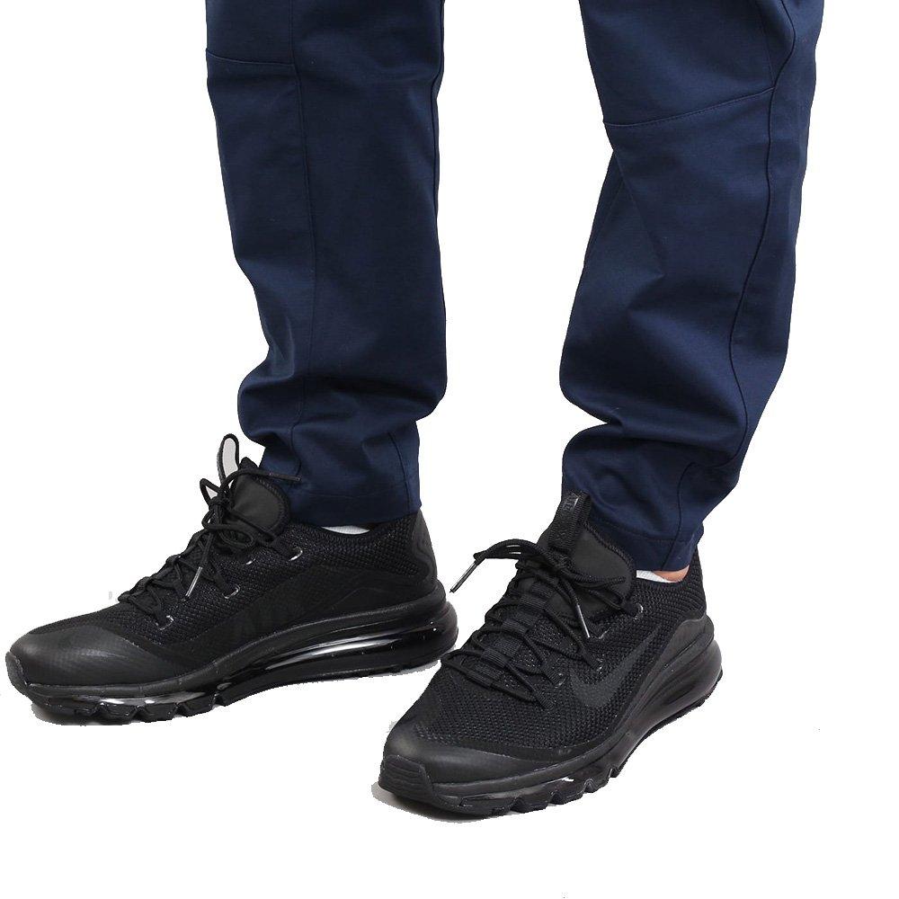 NIKE Mens Bonded Max Taper FIt Pant Obsidian Black 861526 451
