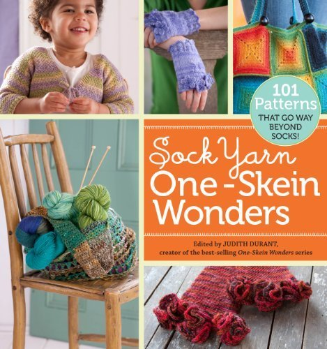 Sock Yarn One Skein Wonders%C2%AE Patterns