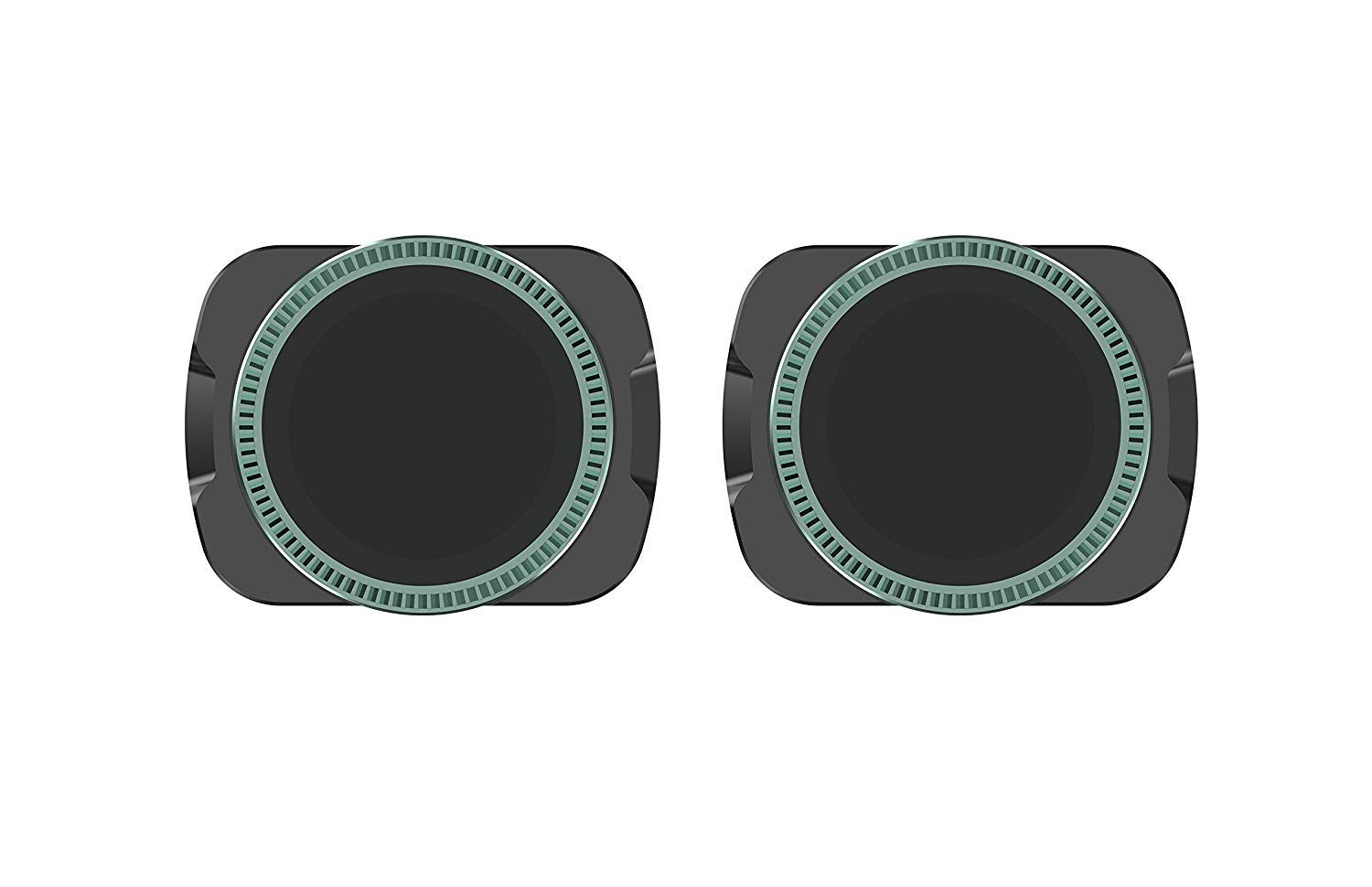 2 Pack 6-9 f-Stops VND Filter Compatible with dji Osmo Pocket Skyreat Variable ND Filters 2-5 f-Stops