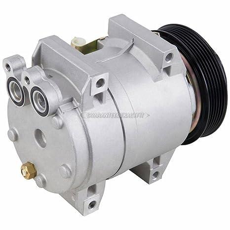 Amazon.com: AC Compressor & A/C Clutch For Volvo S60 S80 V70 XC70 XC90 - BuyAutoParts 60-01493NA NEW: Automotive