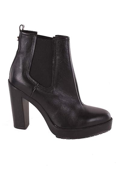 541fecd02b17 DIESEL Damen Boots Stiefeletten Charon Schwarz Echtleder  Amazon.de  Schuhe    Handtaschen