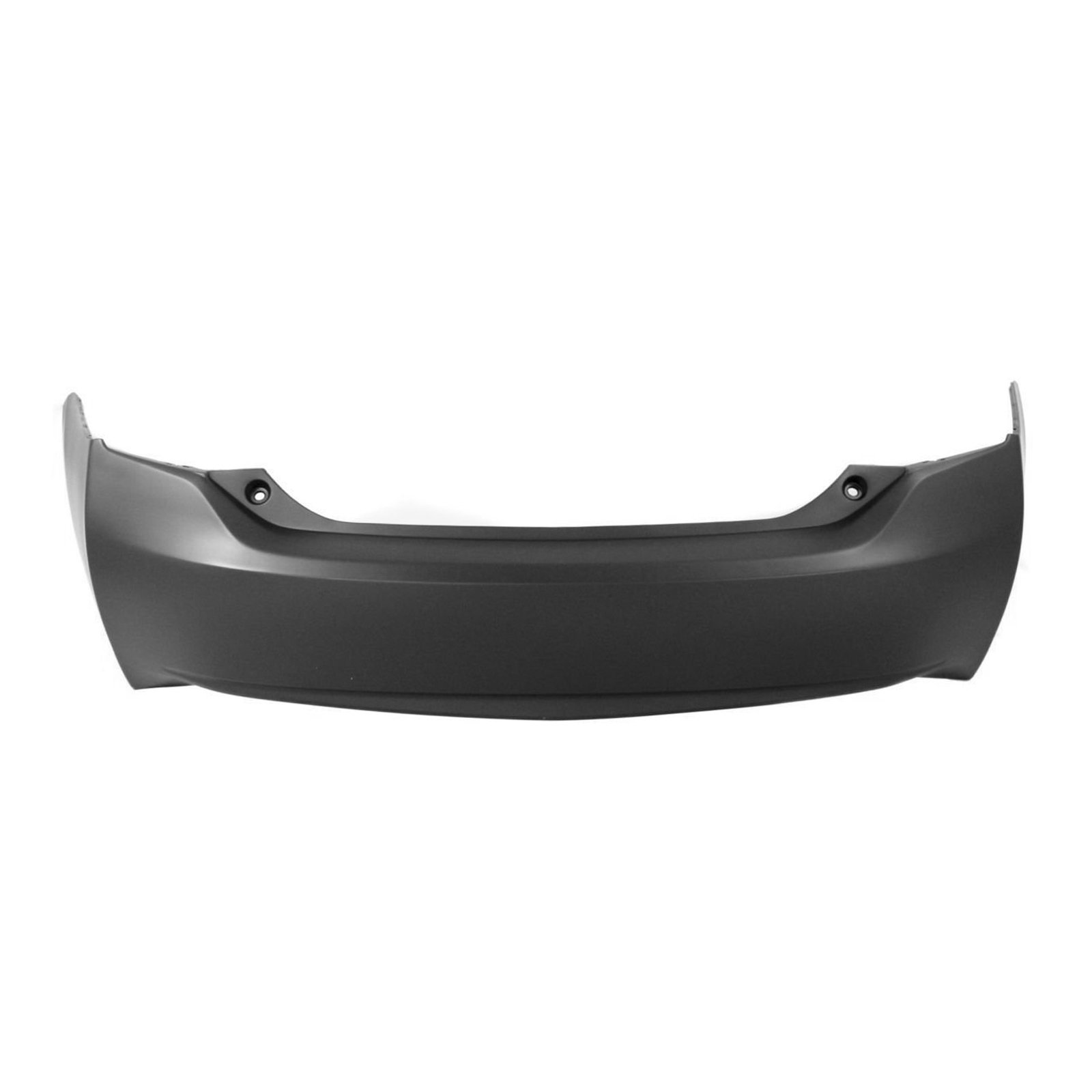 MBI AUTO - Painted to Match, Rear Bumper Cover for 2010-2015 Toyota Prius 10-15, TO1100280