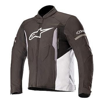 Alpinestars - Chaqueta para moto (talla 3XL), color negro y ...