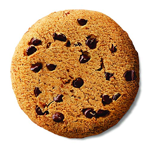 Lenny & Larry's The Complete Cookie Snack Size, Chocolate Chip, Soft Baked, 8g Plant Protein, Vegan, Non-GMO 2 Ounce Cookie (Pack of 12) 3