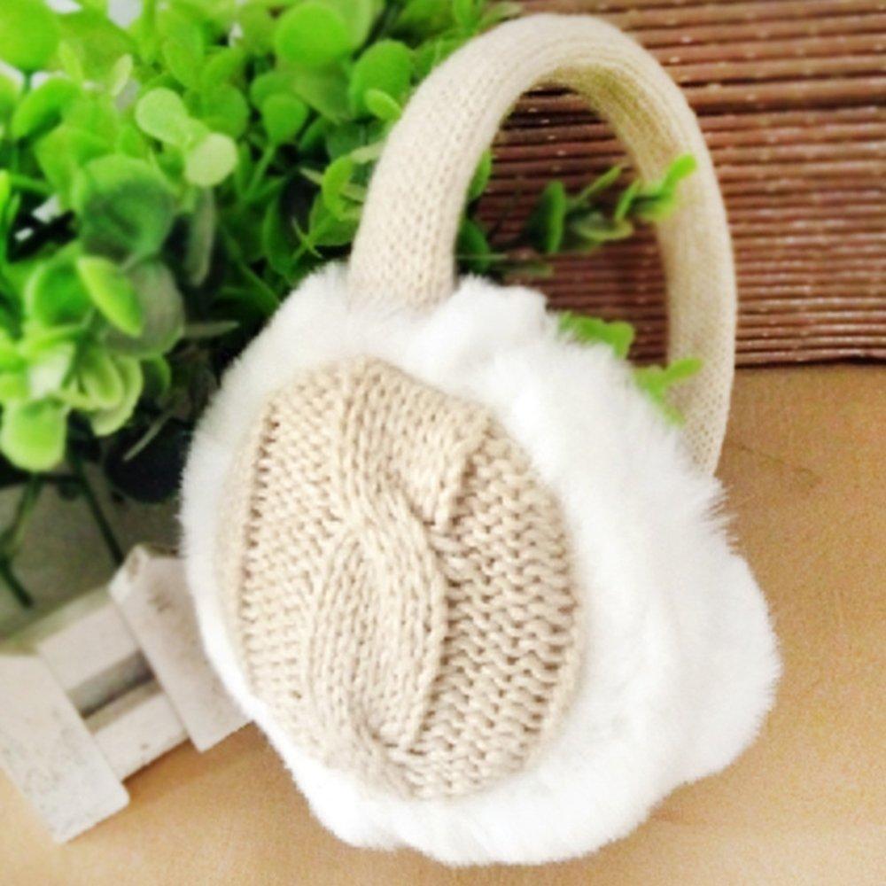 Bluelans/® Damen Ohrensch/ützer Pl/üsch Earmuffs Ear Muffs Winter Ohrenw/ärmer