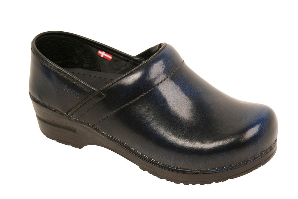 Sanita レディース ブルー 36 M EU (Women's 5.5-6 US) 36 M EU (Women's 5.5-6 US)ブルー B0084NUWJO