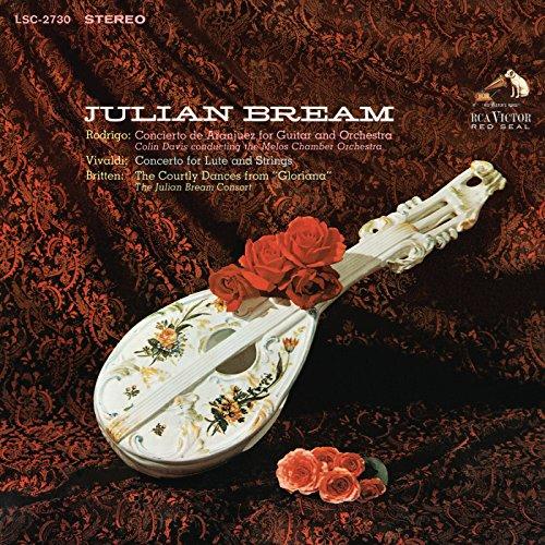 (Rodrigo: Concierto de Aranjuez - Britten: The Courtly Dances from Gloriana - Vivaldi: Concerto for Lute in D Major, RV 93)