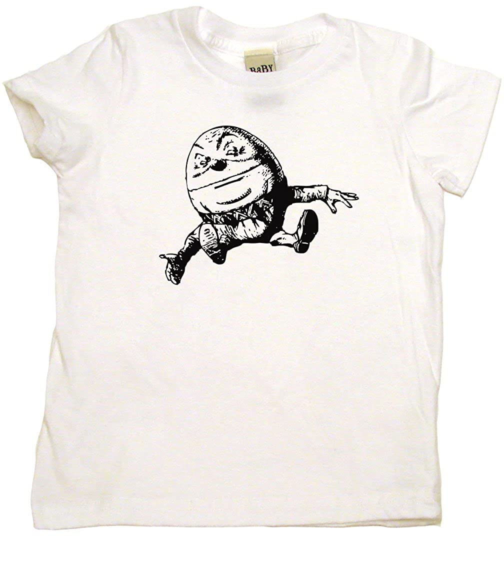 Cute Baby Gift Humpty Dumpty Cute Toddler Clothes Boy Or Girl T-Shirts