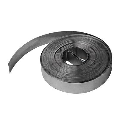 Diversitech 710-001 Strap,Metal,26ga x 1in x 100ft, 1, Gray: Home Improvement