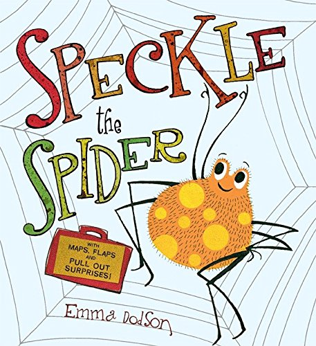 Speckle the Spider pdf