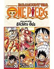 One Piece (Omnibus Edition), Vol. 20, 20: Includes Vols. 58, 59 & 60