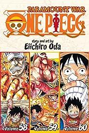 One Piece (Omnibus Edition), Vol. 20, 20: Includes Vols. 58, 59 &