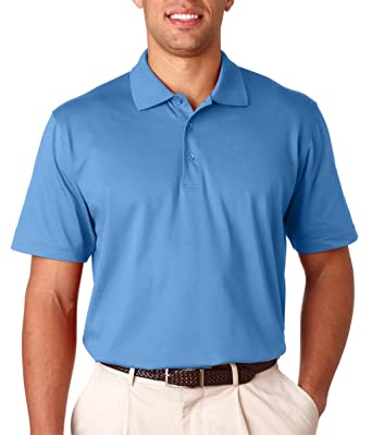 ba479291fb1 Image Unavailable. Image not available for. Color: Izod Men's Pima Cool  Performance Jersey Polo ...