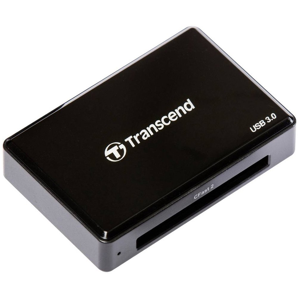 Transcend 256GB CFast 2.0 CFX650 Memory Card with Card Reader + Memory Card Case + Kit by Transcend (Image #4)