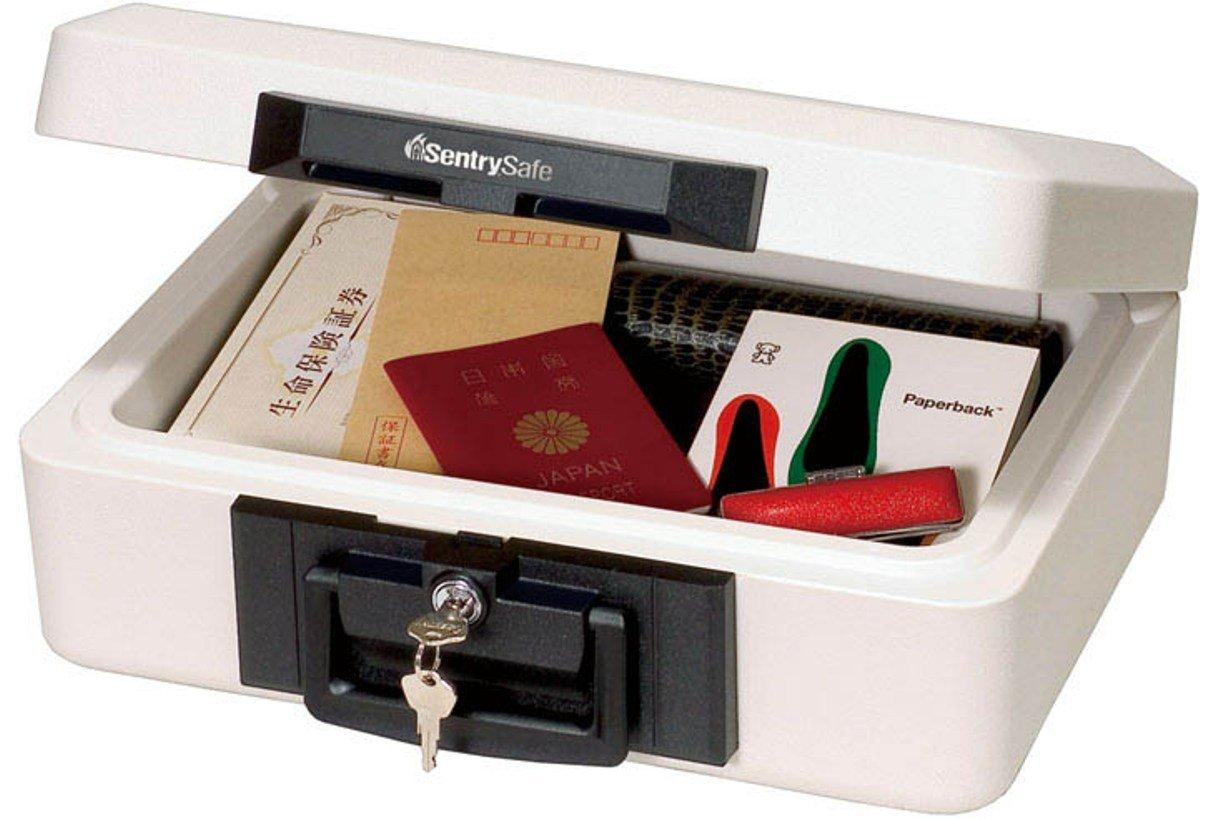 Sentry Safe 1160 Fire-Safe Dokumentenkassette, feuerbestä ndig, A4 Sentry Safe UK Ltd