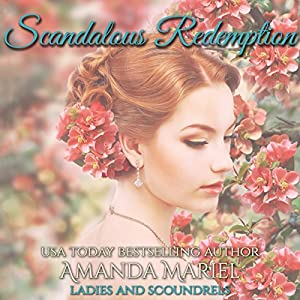 Scandalous Redemption Audiobook