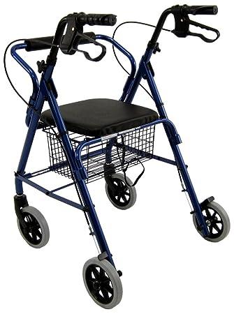 Amazon.com: Karman Healthcare r-4100 N-bl Junior – Andador ...