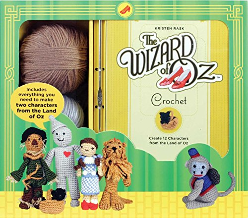 The Wizard of Oz Crochet
