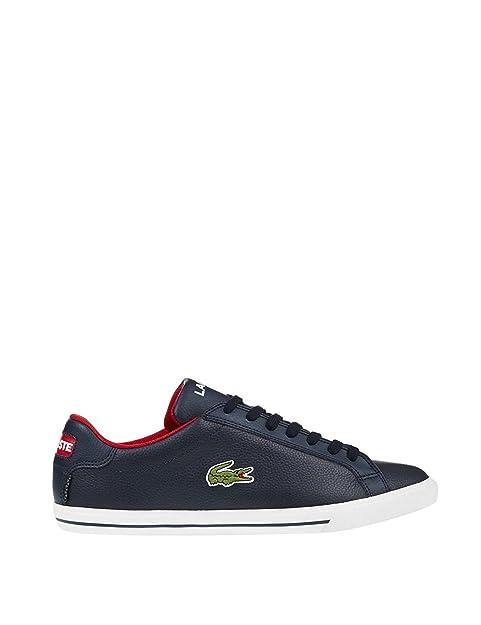 Zapatillas Lacoste GRAD VULC TS Azul marino - Color - AZUL, Talla - 44,5: Amazon.es: Zapatos y complementos