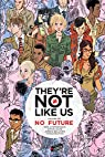 They're not like us, tome 1 : Black holes for the young par Simon Gane