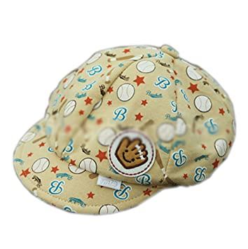 8645591f706e Amazon.com   Baby Beret Toddler Sun Protection Hat Infant Floppy Cap ...