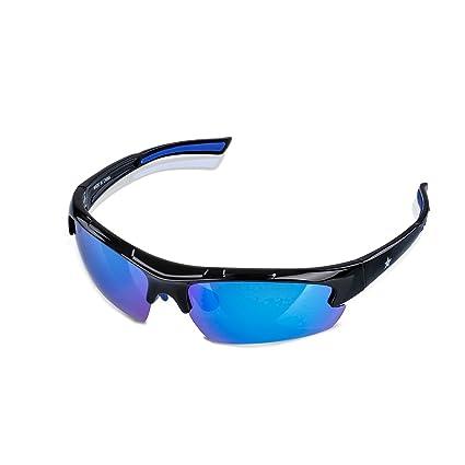 3b9b438e4c2f NAVESTAR Polarized Sports Sunglasses with Unbreakable Lens and Sturdy  Frame, Ultralight Fashion Sunglasses for Men&Women