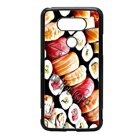 Amazon.com: Japan sushi ninja LG G4 premium plastic case G4 ...