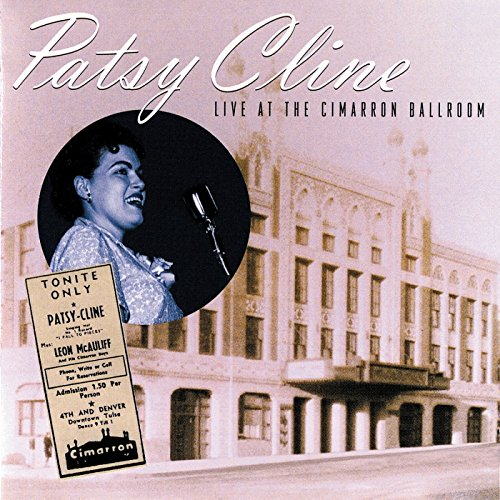 Live at the Cimarron Ballroom by Cline, Patsy