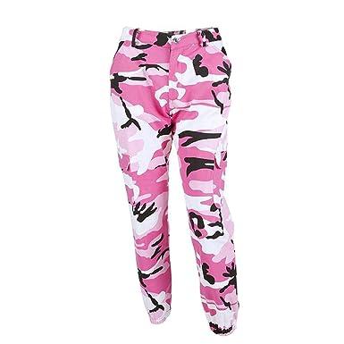 Femme Camouflage Collant Imprimé Legging Slim Dihope Longue Pantalon eECWdxQrBo