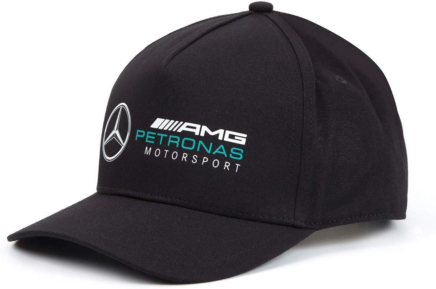 Mercedes AMG Petronas Gorra Motorsport F1 Racing Driver Negro ...
