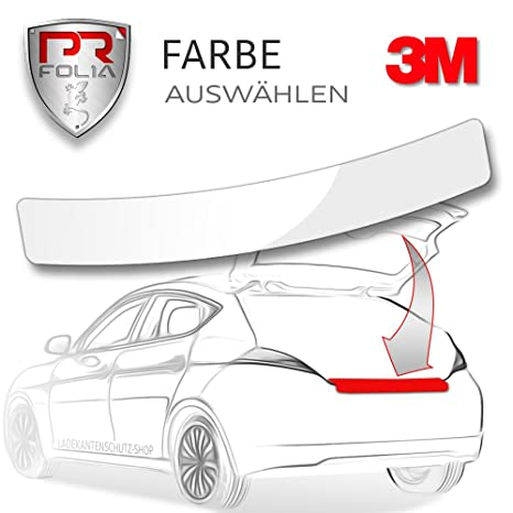 3M Ladekantenschutz Folie 3M Lackschutzfolie Ladekantenschutzfolie in Transparent 210/µ