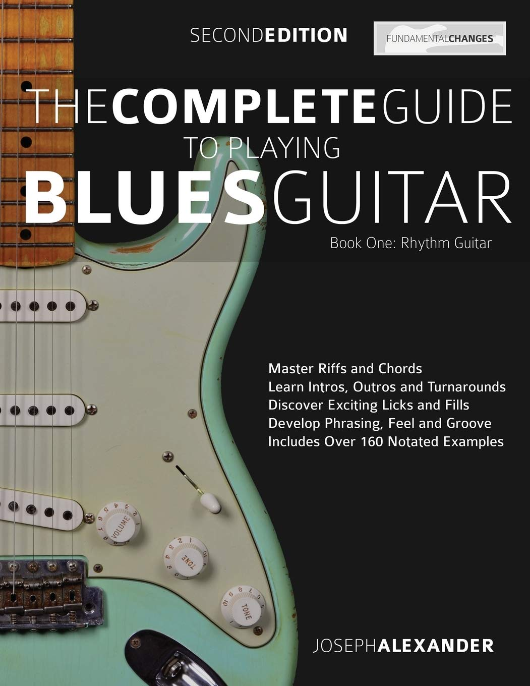 The Complete Guide to Playing Blues Guitar Book One - Rhythm ...