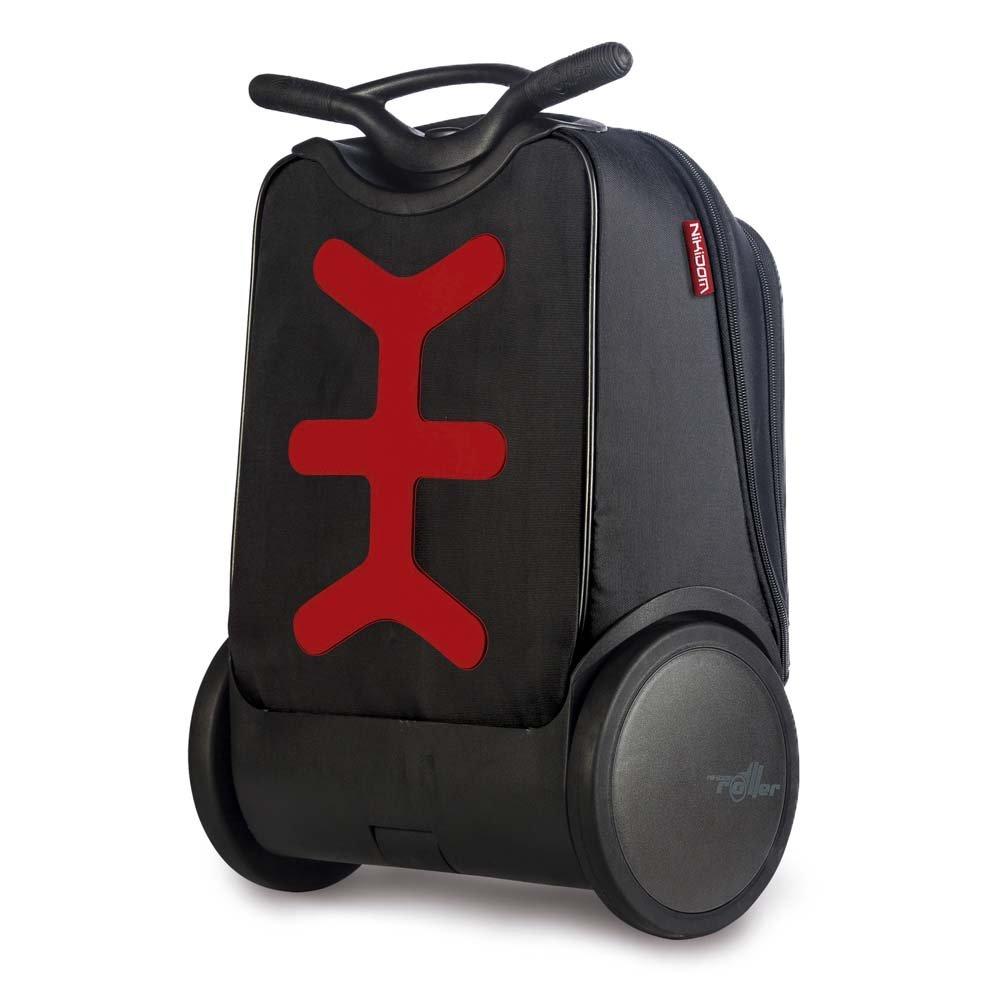 Nikidom Roller XL Blackout, Mochila Escolar Con Carro: Amazon.es: Equipaje