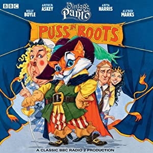 Puss in Boots (Vintage BBC Radio Panto) Audiobook