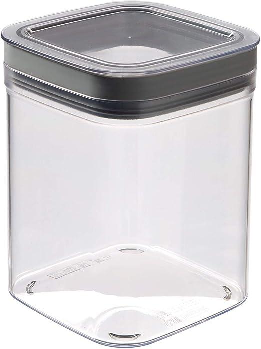 Curver - Dry Cube Tarro Hermético con Tapa para Conservar ...