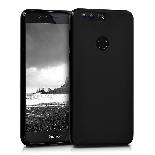26 opinioni per kwmobile Cover per Huawei Honor 8 / Honor 8 Premium- Custodia in silicone TPU-