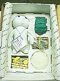 Pillsbury Doughboy Danbury Mint Porcelain Doll Picnic Surprise 1999