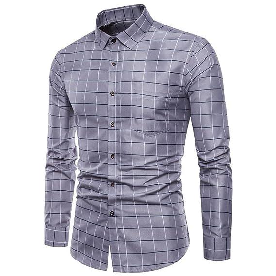 Camisas Vestir Formales Hombre Blusas Hombre Trajes