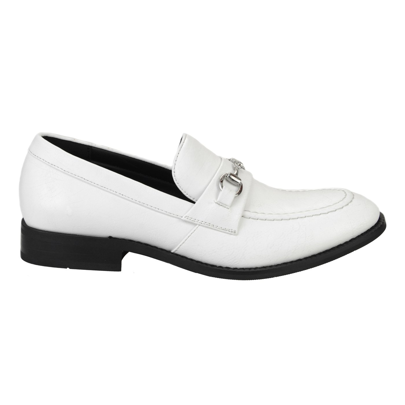 AN by Lucius Loafers Casual Shoes Slipon Oxford Boots Mens Shoes WhiteST 42 EU (US Men's 9-9.5 M)