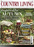 COUNTRY LIVING MAGAZINE, OCTOBER, 2017 BRITHIS EDITION