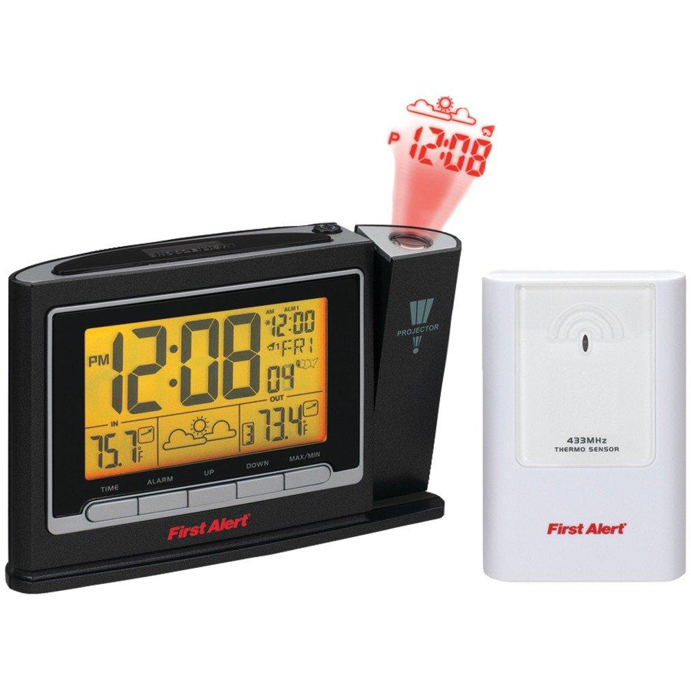Amazoncom Projection Clock Digital LCD 100 ft