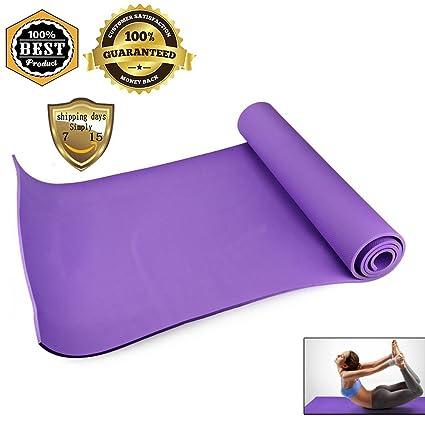 Amazon.com : Exercise Yoga Mat for Women Kids Baby, 1 Pcs ...