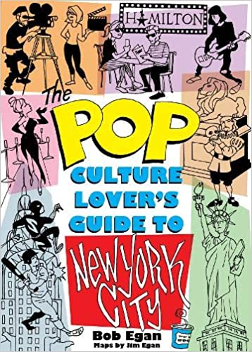 Pop Culture New York City: The Ultimate Location Finder: Bob