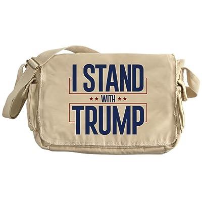 6d438d1496 30%OFF CafePress - I Stand With Trump - Unique Messenger Bag