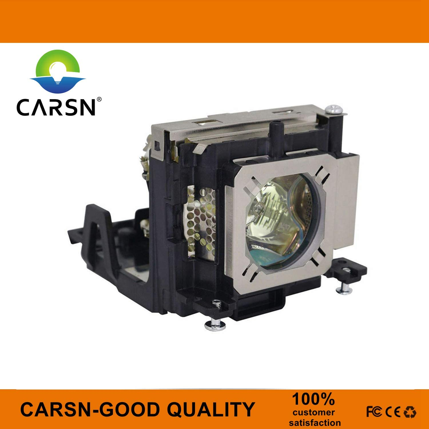 POA-LMP132 610-345-2456 Replacement Projector Lamp for Sanyo PLC-XE33 PLC-XW200 PLC-XW250 PLC-XW200K PLC-XW250K PLC-XR201 PLC-XW300 Lamp with Housing by CARSN