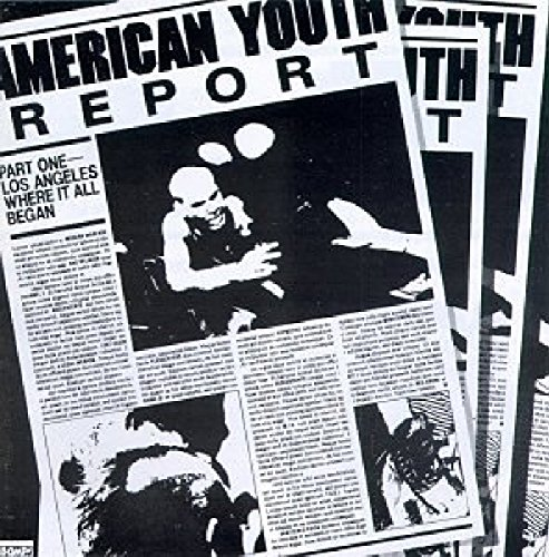 CD : VARIOUS ARTISTS - American Youth (CD)