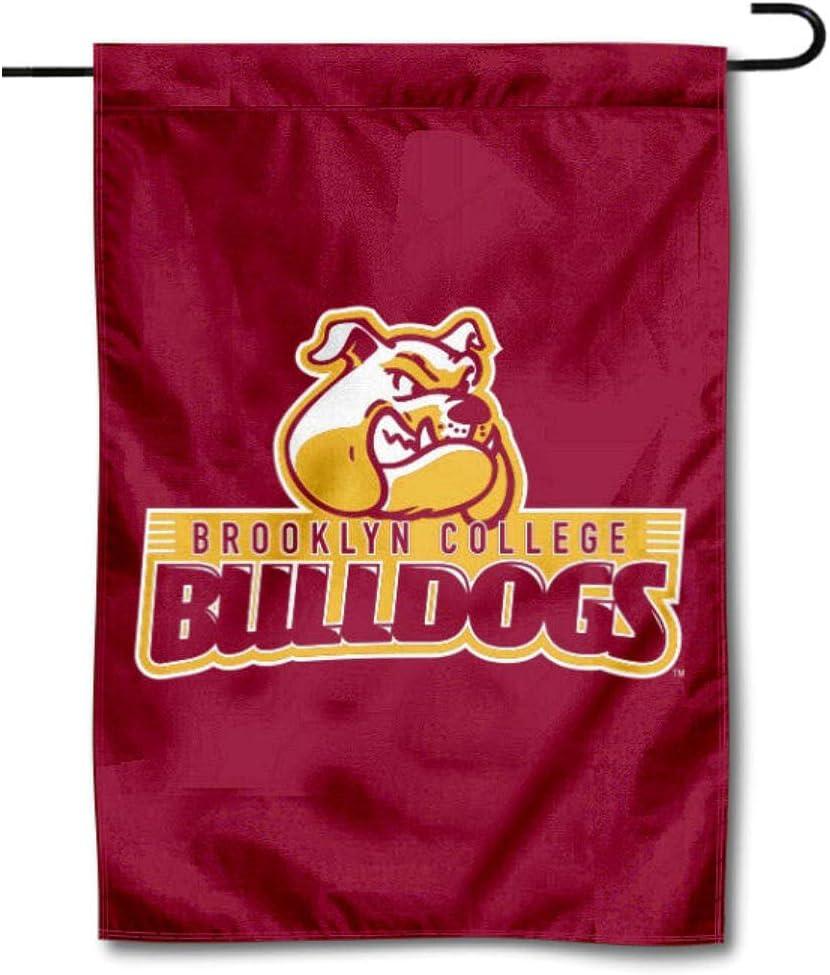 Brooklyn College Bulldogs Garden Banner Flag