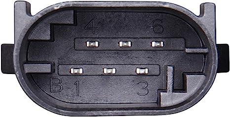 Hella 6pv 010 946 281 Sensor Fahrpedalstellung Für Linkslenker Schaltgetriebe Auto