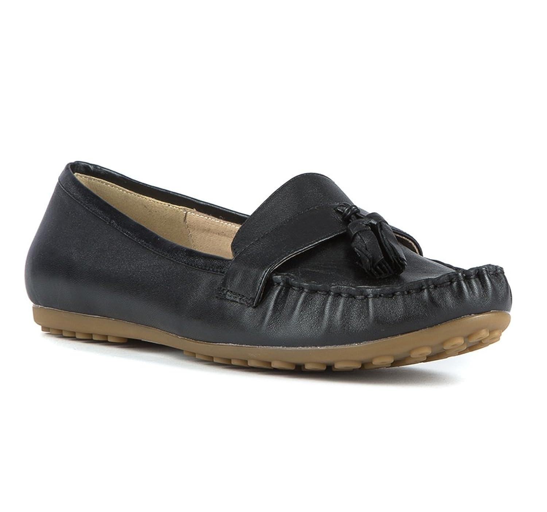 2d0d3a9d4db 30%OFF Blanche Femme Mocassins Chaussures Femme