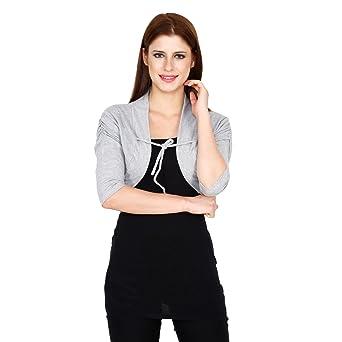 Teemoods Women\'s Cotton Short Shrug, Summer Shrugs for Women